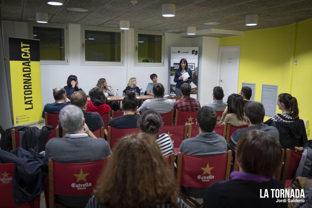 El Soc Autor arriba a Tarragona i Sabadell