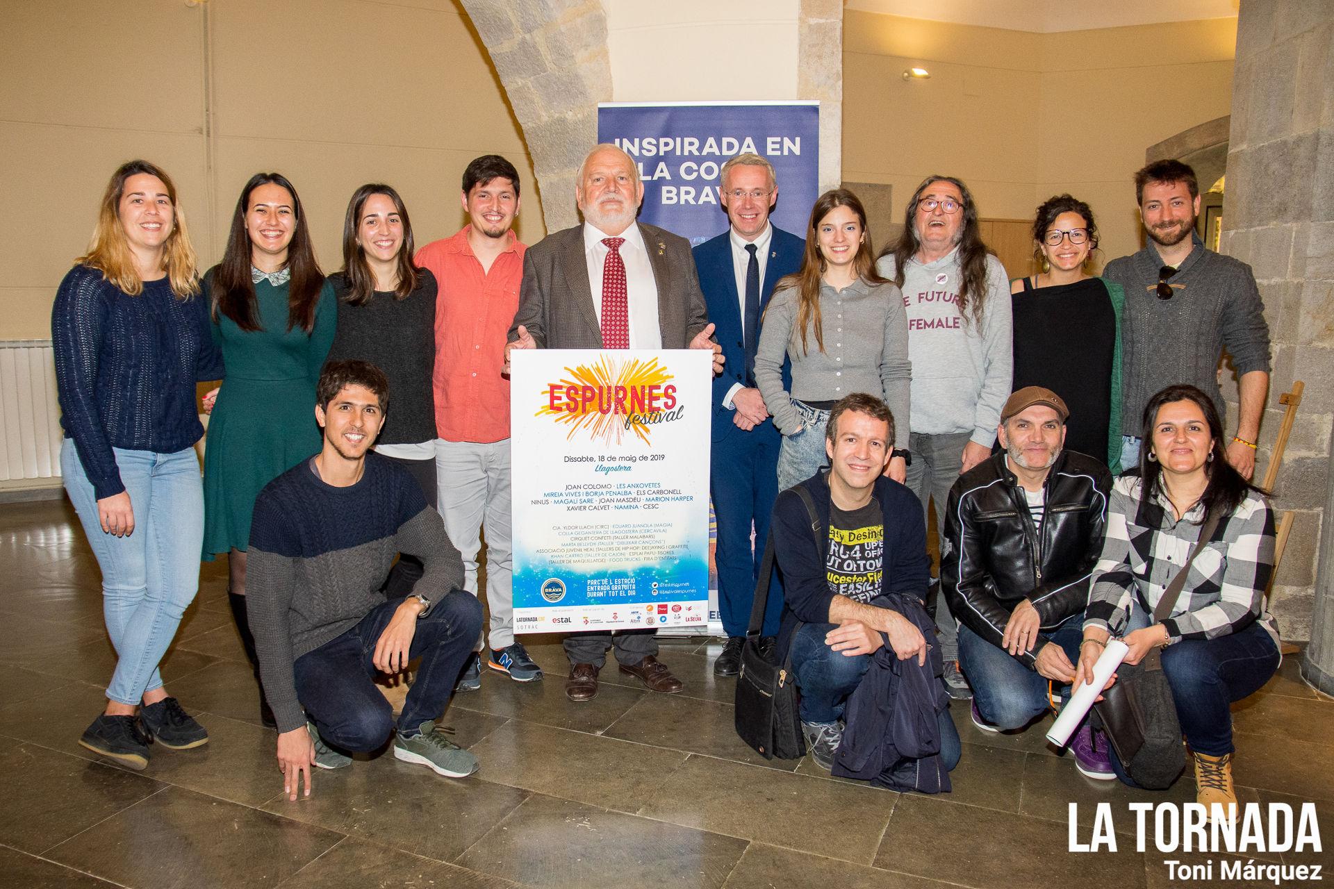El Festival Espurnes proposa un cartell ambiciós i eclèctic en la seva segona edició