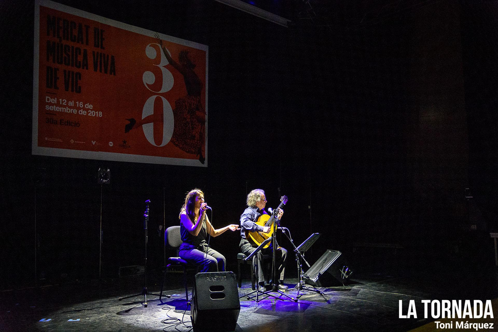 Gemma Humet i Toti Soler