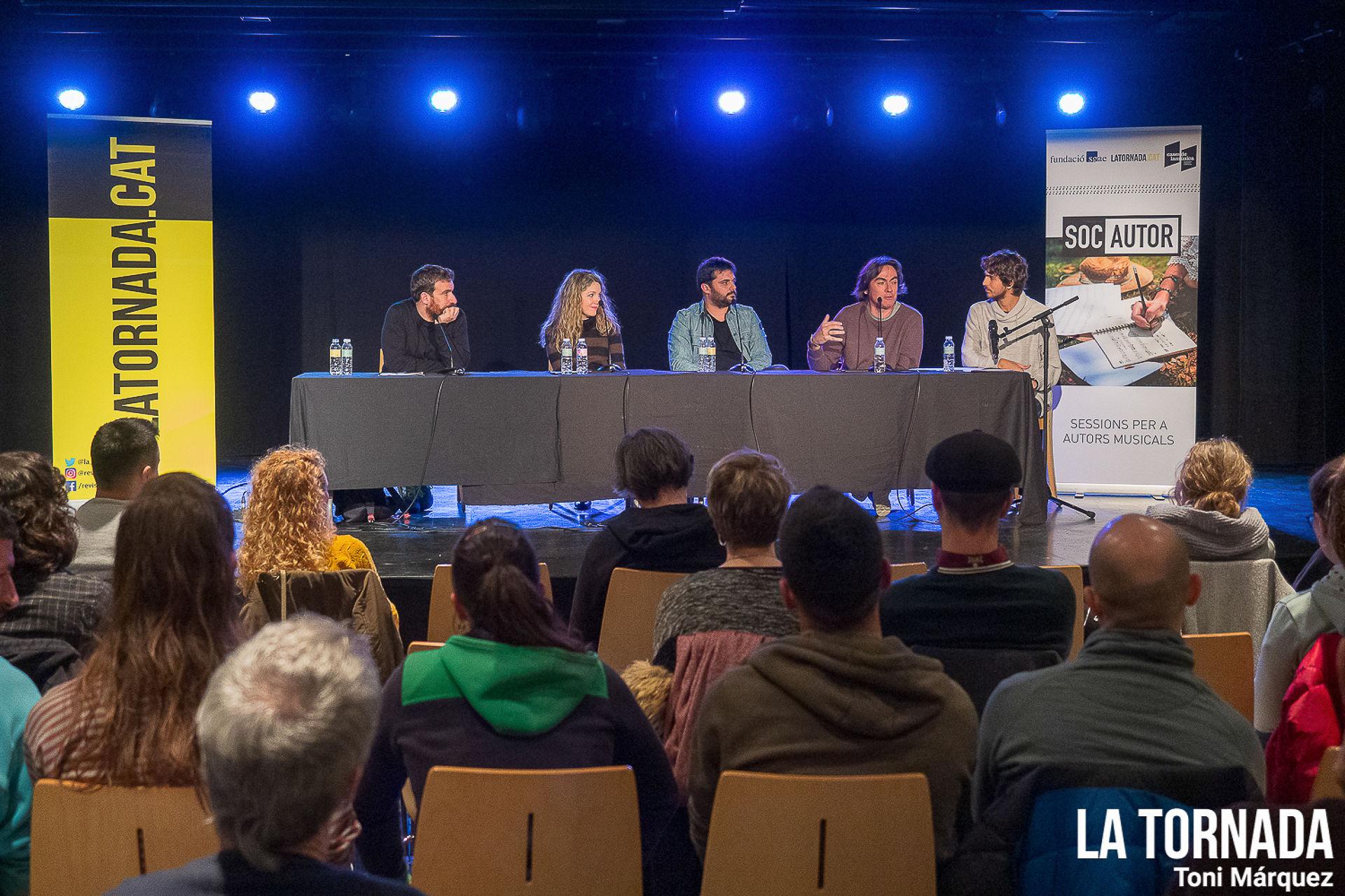 Olot acull una nova sessió del Soc Autor