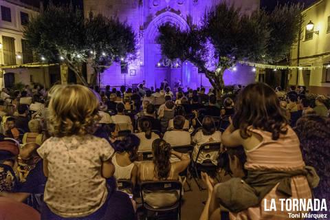 Joan Reig als Concerts de Tornada