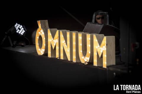Òmnium. Cultura contra la repressió