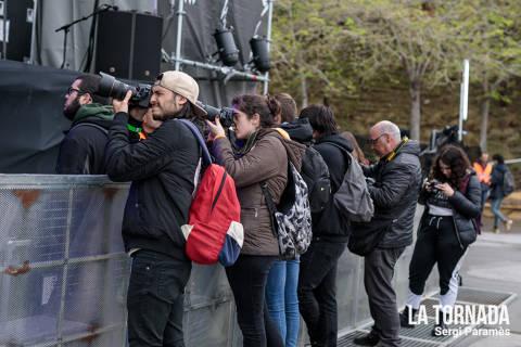 Torna el curs de fotografia musical de La Tornada