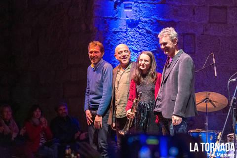 Andrea Motis Quartet al Festival Essències (Montblanc)