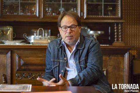 Jordi Falgàs (Casa Masó). RdP Concerts a cegues