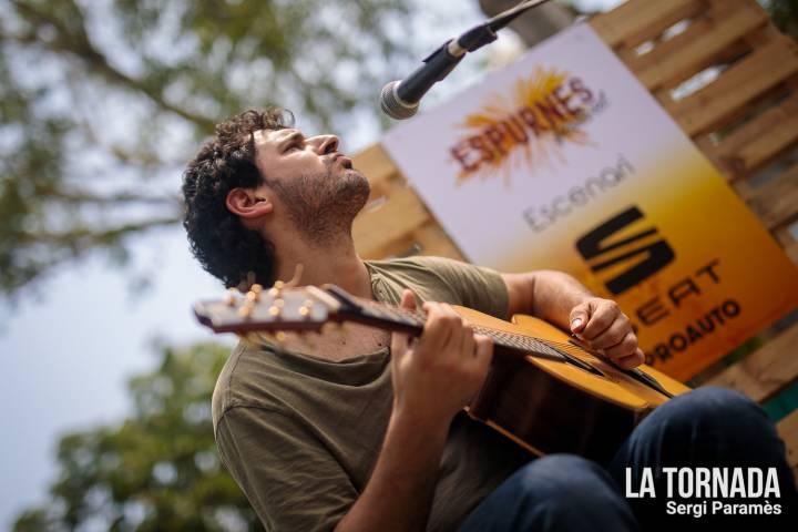 Victor Nin. Festival Espurnes. Llagostera