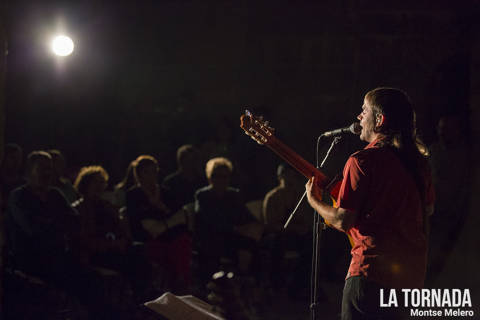 Cesk Freixas a Camprodon. Festival Microclima