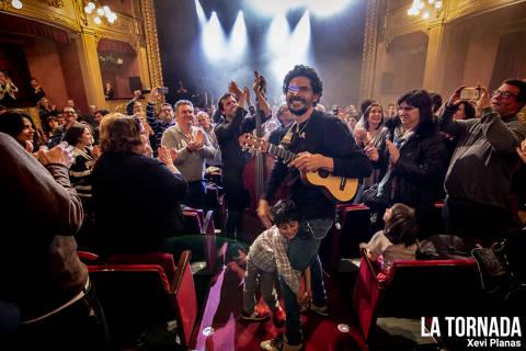 Públic. L'Últim Indi al Teatre Municipal de Girona