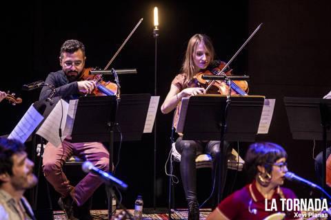 Els Catarres a l'Auditori de Girona