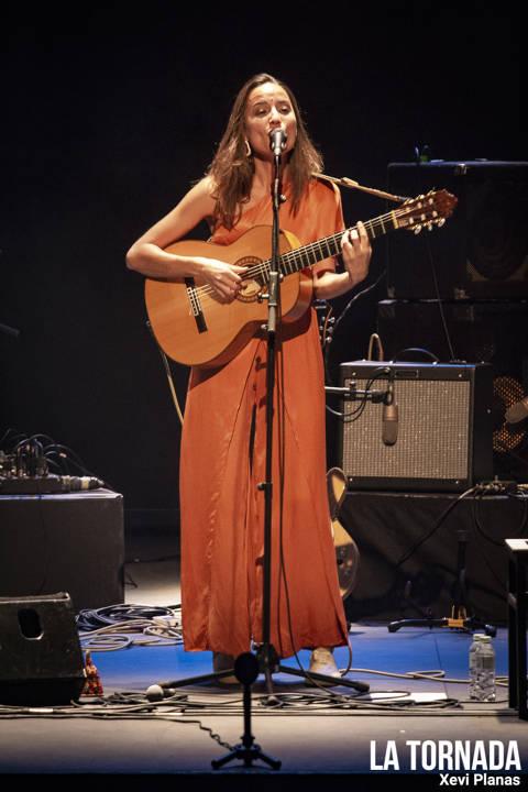 Judit Neddermann al Teatre Municipal de Girona