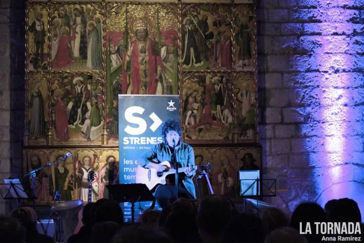 Joanjo Bosk al festival Strenes