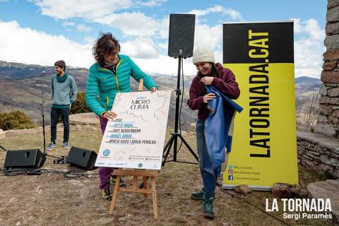 Presentació del cartell del festival Microclima 2019
