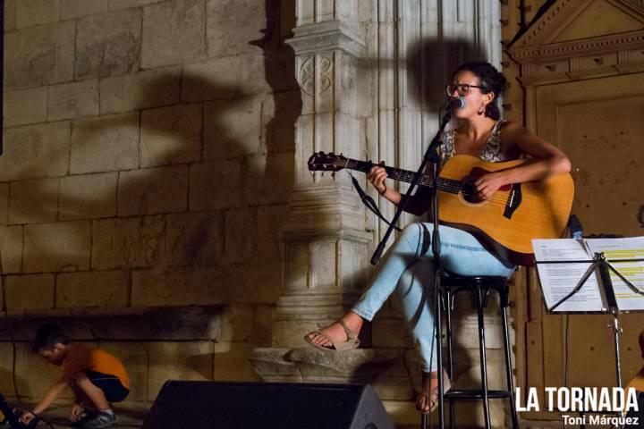 Marta Pérez als Concerts de tornada