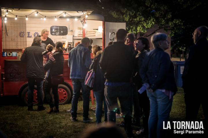 Food Truck. Festival Espurnes. Llagostera