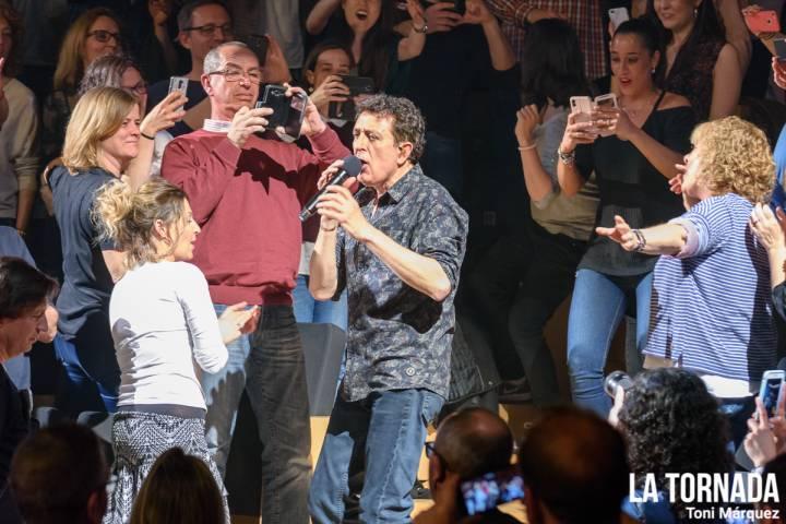 Manolo Garcia a l'Auditori de Girona