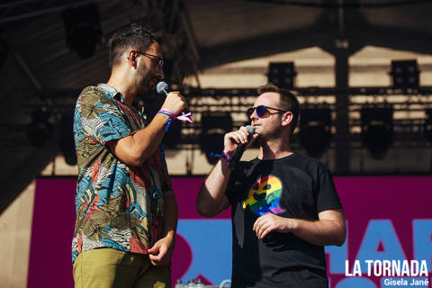 Share festival al Poble Espanyol de Barcelona