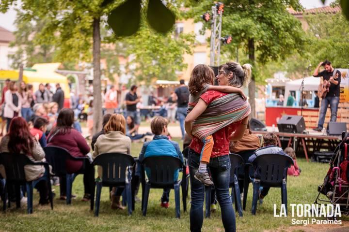 Festival Espurnes. Llagostera