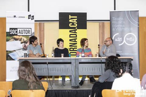 Soc Autor a l'Escorxador de Vilafranca