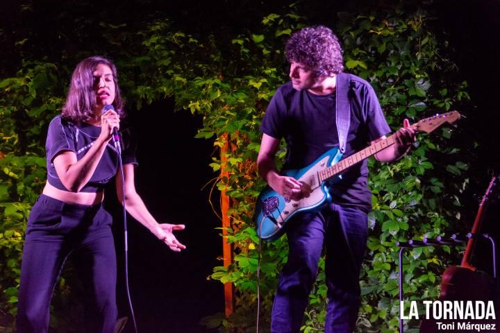 Maria Arnal i Marcel Bagés a l'Itaca