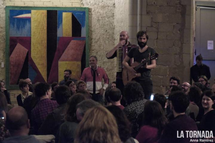 Enric Montefusco al festival Strenes
