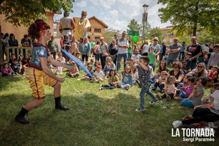 Cirquet Confetti. Festival Espurnes. Llagostera