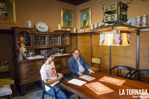 Roda de premsa dels Concerts a Cegues
