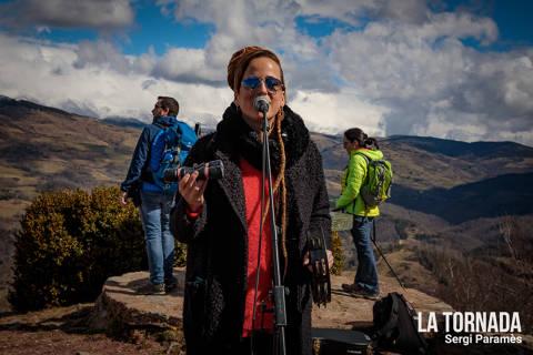 Paula Giberga (La Folie) a Camprodon
