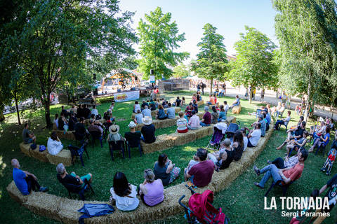 Públic. Festival Espurnes de Llagostera