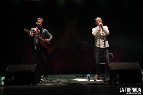 Jaume Pla (Mazoni) i Carles Sanjosé (Sanjosex)