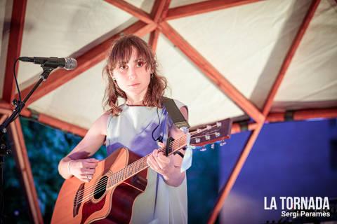 Marion Harper al festival Espurnes de Llagostera