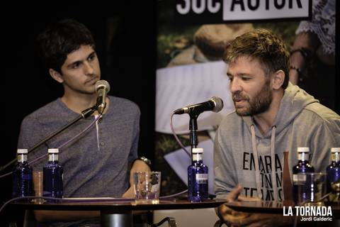 Pau Planas i Joan Rovira