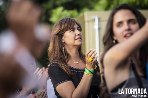 Laura Borràs. Cultura contra la repressió