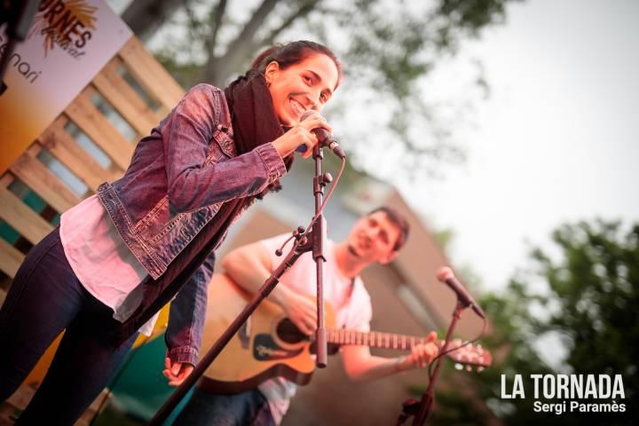 Helena Tamayo (Sotrac). Festival Espurnes. Llagostera
