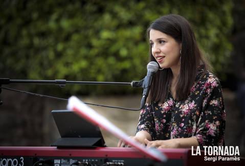 Gemma Humet a Beget. Festival Microclima