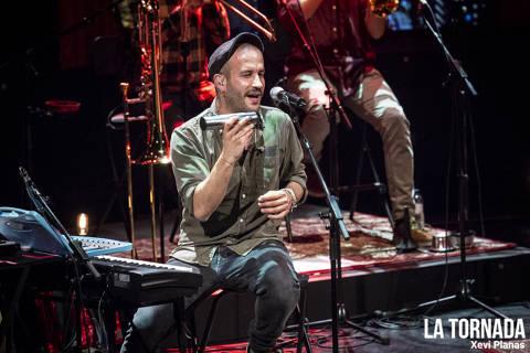 Jan Riera (Els Catarres) a l'Auditori de Girona