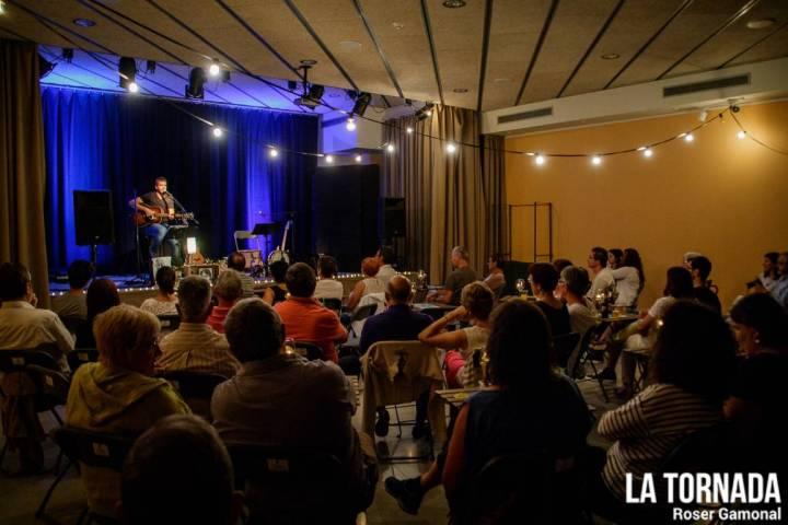 Andreu Valor als Concerts de tornada