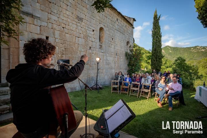 Joanjo Bosk a Rocabruna