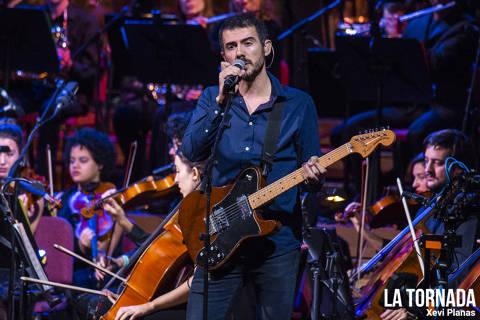 Ferran Piqué (Els Amics) al Palau de la Música