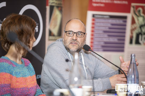 'Litus' Carles Tenesa (PPF!). Soc Autor Vilafranca