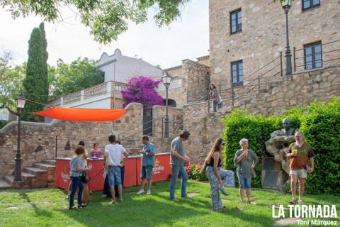 Estrella Damm. Festival Propers. Castell d'Aro