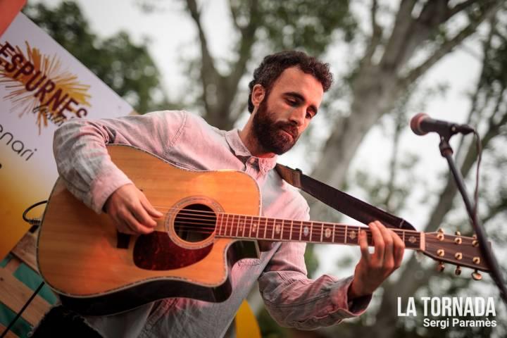 Andreu Roig (La Folie). Festival Espurnes. Llagostera