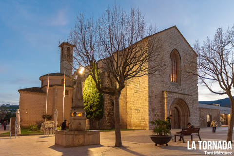 Antiga Església de Sant Francesc de Montblanc
