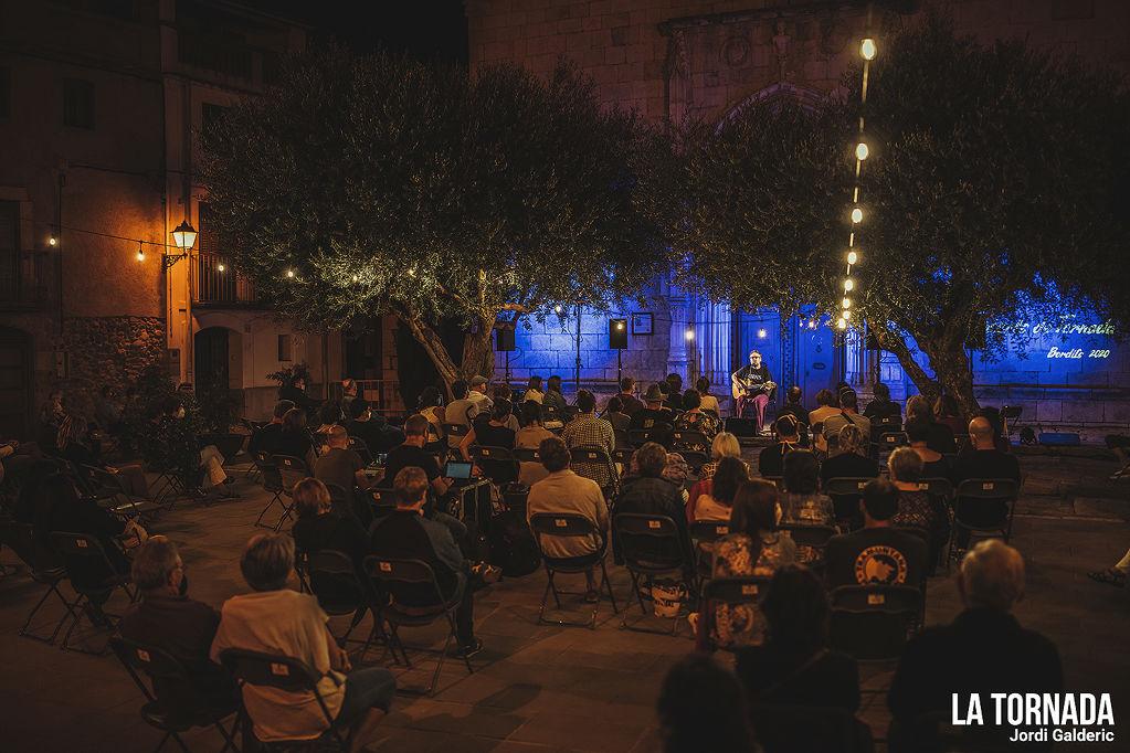 Punt i final als Concerts de Tornada 2020