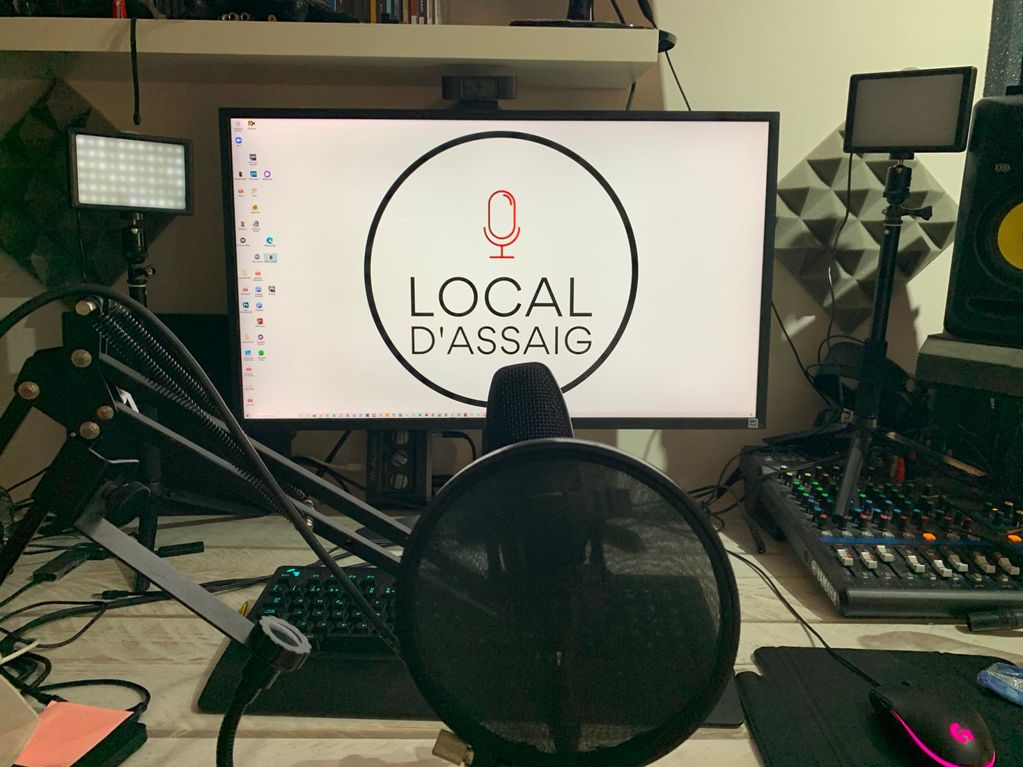 Local d'assaig podcast