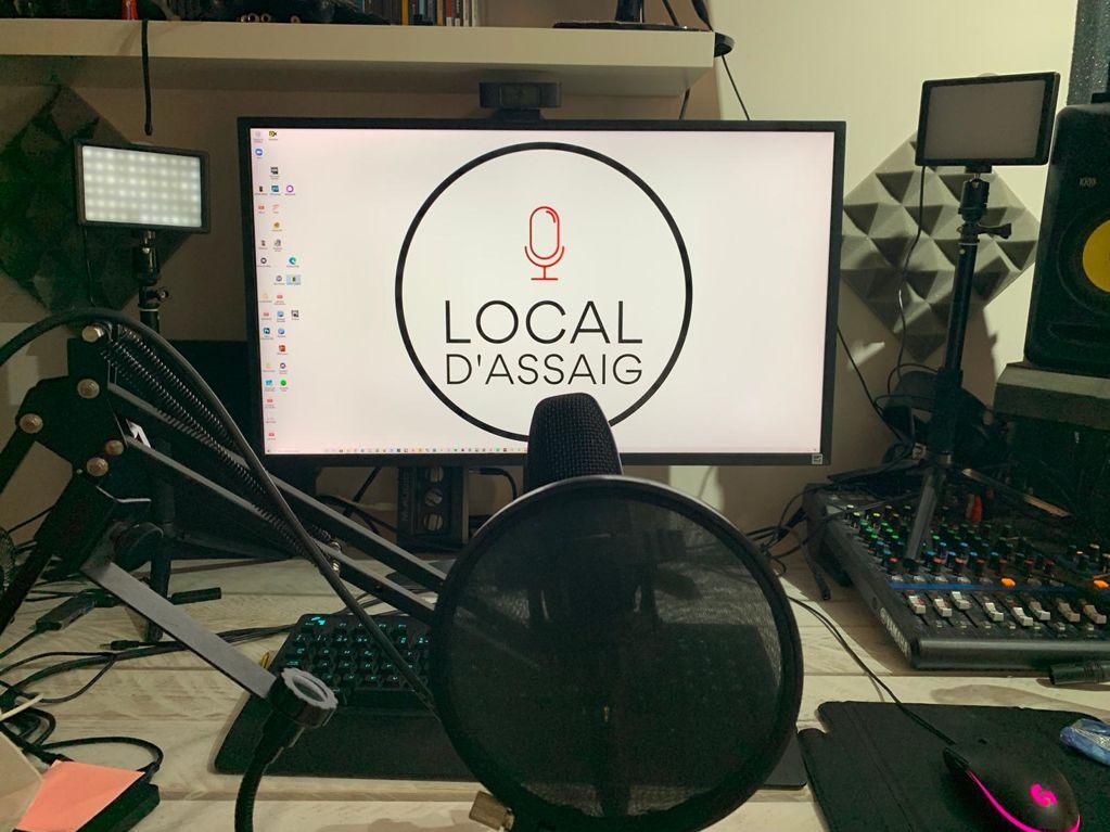Local d'assaig podcast