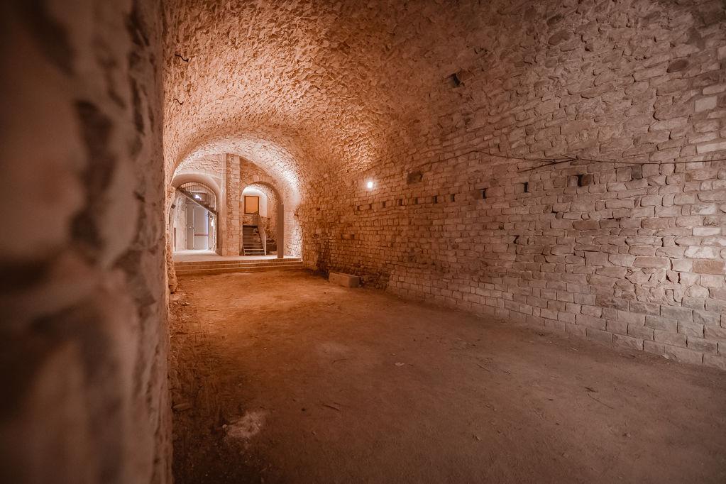 Soterranis de la Catedral