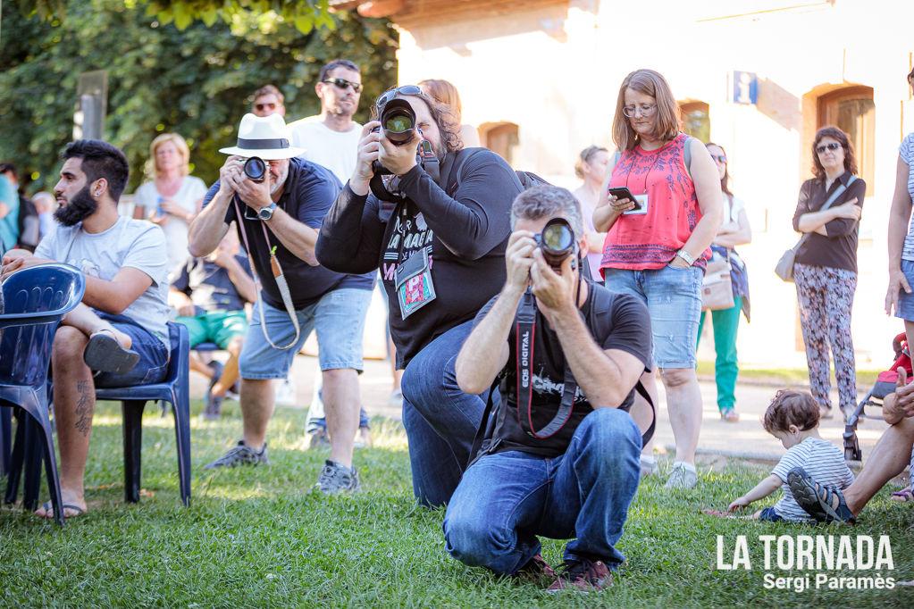 Curs intensiu de fotografia de concerts a Sant Feliu de Guíxols