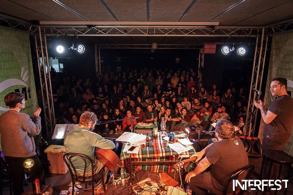 L'inici de l'Interfest, en imatges
