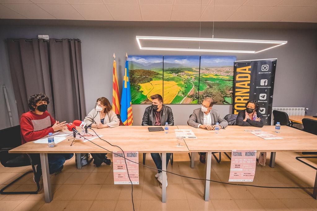 Us presentem el Recòndit, un festival que unirà música, natura, esport i territori