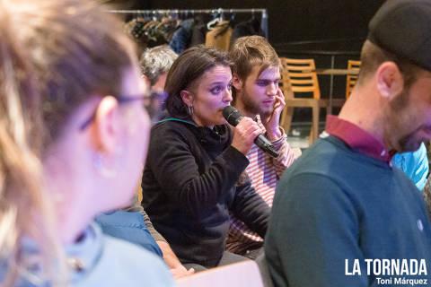 Públic. Soc Autor a El Torín (Olot)